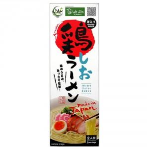 南薩食鳥株式会社 ハラル ラーメン(塩) 2食