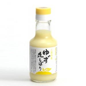 阪東食品 ゆず丸しぼり150ml