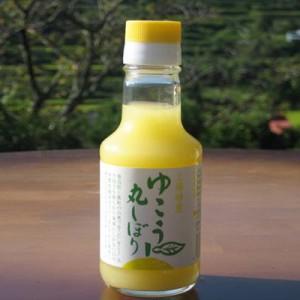阪東食品 ゆこう丸しぼり150ml