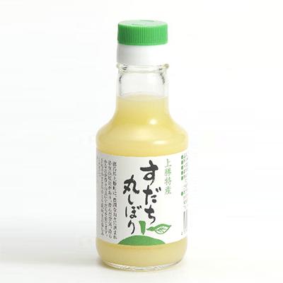 阪東食品 すだち丸しぼり150ml