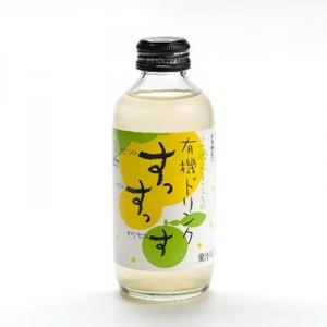 阪東食品 有機ドリンク すっすっす