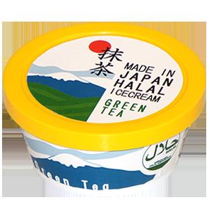 (有)高知アイス-HALAL抹茶アイス