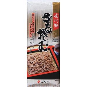 茂野製麺-味川柳ざるそば