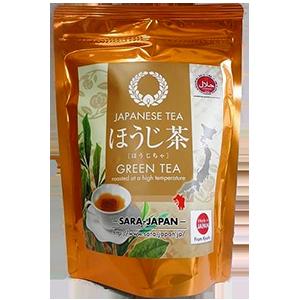 鵜ノ池製茶-ハラール焙じ茶ティーバッグ30P
