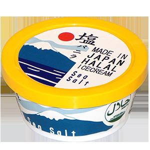 (有)高知アイス-HALAL塩バニラアイス