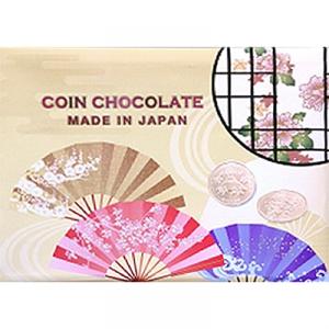 ロック製菓-株式会社-コインチョコレート