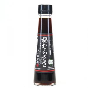 株式会社-室次-福むらさき-125mlガラス瓶