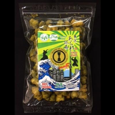 王様製菓-株式会社-東京あられ-抹茶