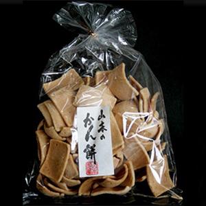 有限会社-山本製菓-巾着-砂糖かん餅