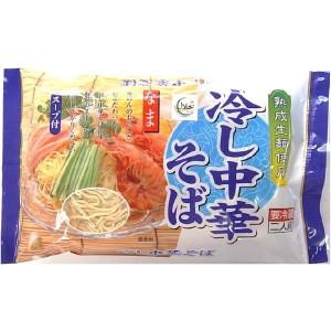 桃太郎食品-冷やし中華そば2食スープ付