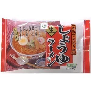 桃太郎食品-醤油ラーメン2食スープ付